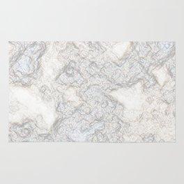 Paper Marble Rug