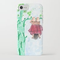let it go iPhone & iPod Cases featuring LET GO! by Pritika Mathur