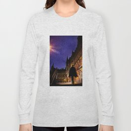 Victorian London Architecture Long Sleeve T-shirt