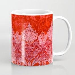 ABERDEEN HEIRLOOM, LACE & DAMASK: GOTHIC VALENTINE Coffee Mug