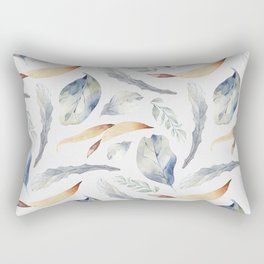 Falling leaves Rectangular Pillow