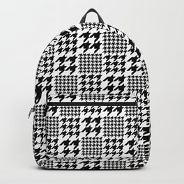 C13D Checkered tooth Backpack