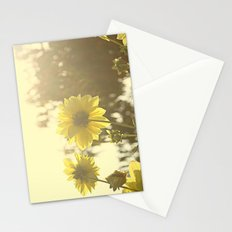 Yellow Sunshine Stationery Cards