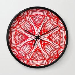 Martenitsa Wall Clock