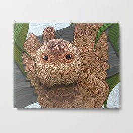 Hang in there buddy Metal Print
