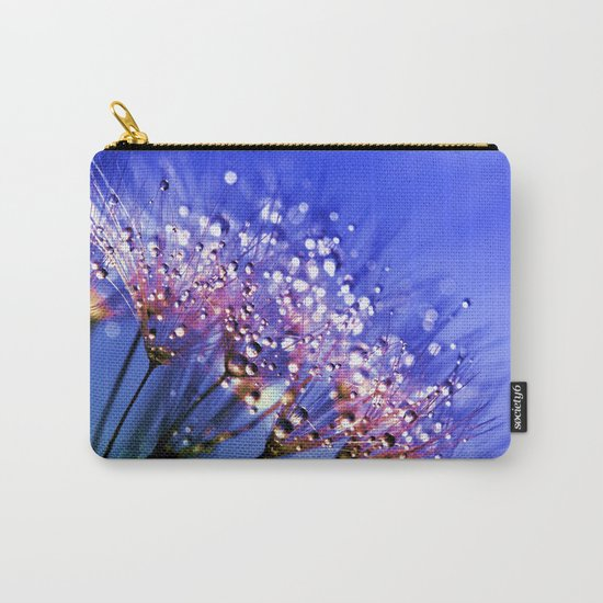 Fresh Dandelions Carry-All Pouch