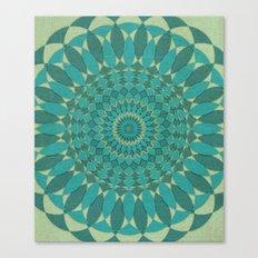 Mandala 02 Canvas Print