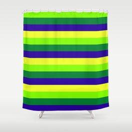 Brazil Summer Shower Curtain