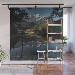 Lake Mood - Landscape and Nature Photography Wall Mural