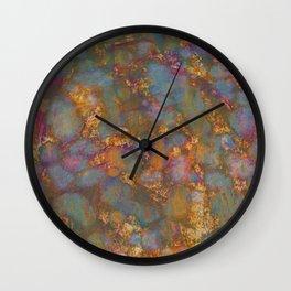 Distressed Grunge Wall Clock