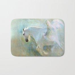 Angelic Horse Bath Mat