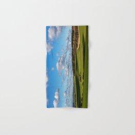Views of Wiltshire. Hand & Bath Towel