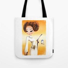 Leia in the Desert Tote Bag