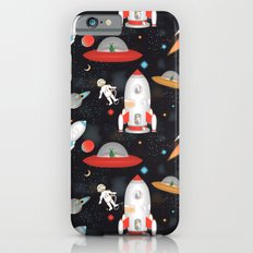 Spaceships iPhone 6s Slim Case