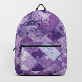 Abstract Geometric Background #30 Backpack