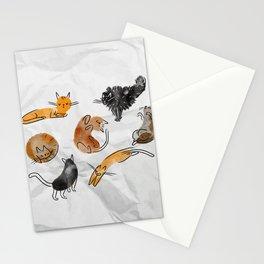 Kitty Kitty Stationery Cards