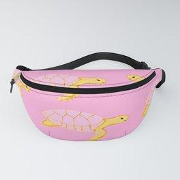 Sea Turtle Pattern Fanny Pack