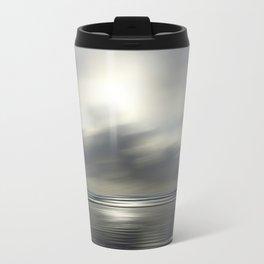 Winter Seascape Travel Mug