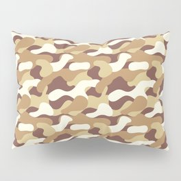 Desert camo 2 Pillow Sham