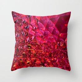 Swarovski Throw Pillow