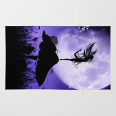 Fairy Silhouette 2 Rug