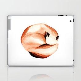 Sleepy fox Laptop & iPad Skin