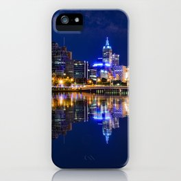 Melbourne iPhone Case