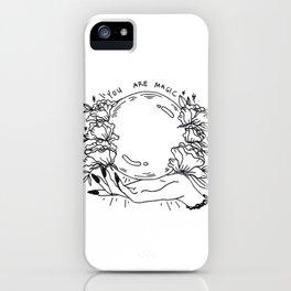 ⭐ you are magic ⭐ iPhone Case