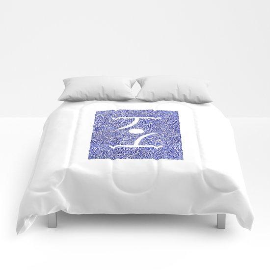 Blue Tao Comforters