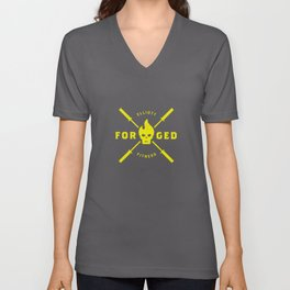 Forged Unisex V-Neck