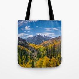 Autumn Views Tote Bag