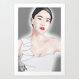 Arden Cho Art Print
