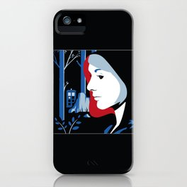 The 13th Doctor iPhone Case