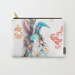 Bunny, James Bunny, 007 Carry-All Pouch