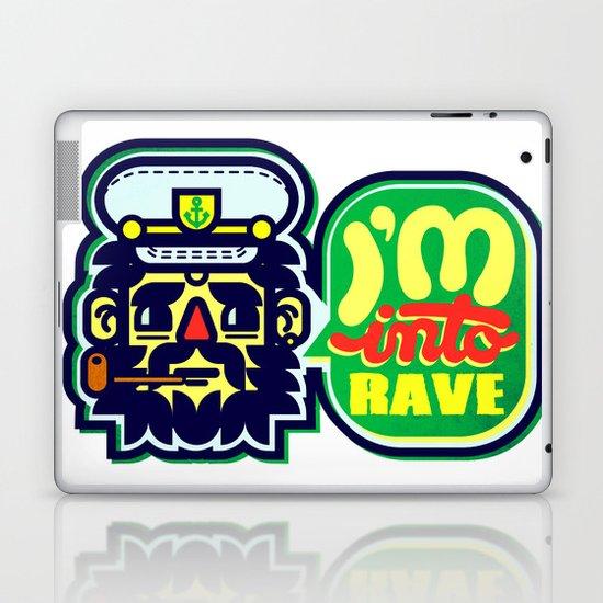 I'm Into Rave Laptop & iPad Skin