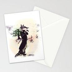 foxy uh? Stationery Cards