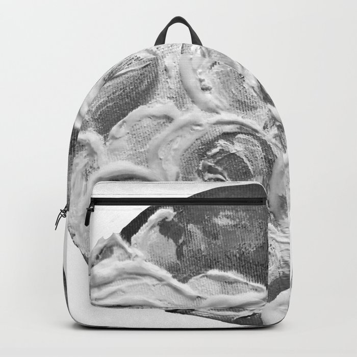 Roses on Fire In the Evening Rainbow Backpack