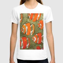 Orange Feel T-shirt