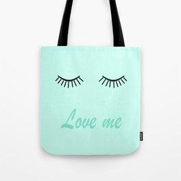 Love me 4 Tote Bag
