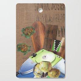 I Like Turtles Cutting Board