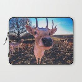 Dear deer Mikelf Laptop Sleeve