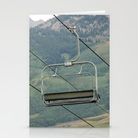 ski Stationery Cards featuring ski by Lexi *