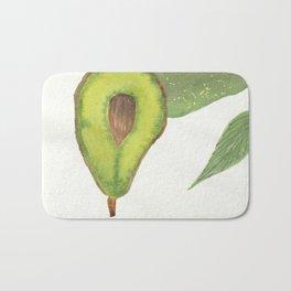 Buttery avocado Bath Mat
