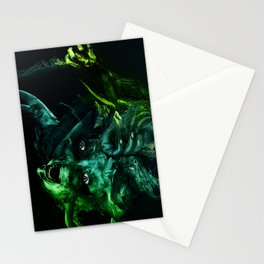 Forest of Horrors Stationery Cards
