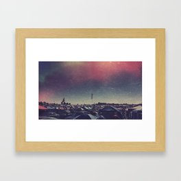 Bonnaroo Framed Art Print