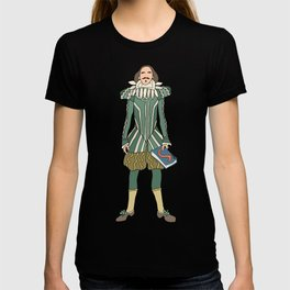Outfit of Shakespeare T-shirt