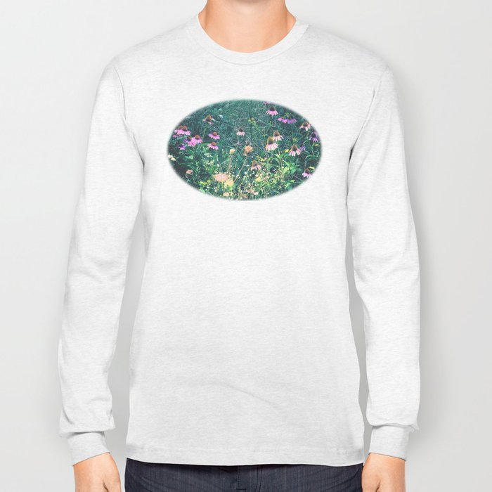 Flowers of the Field Long Sleeve T-shirt