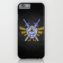 Heroes Legend - Zelda iPhone Case