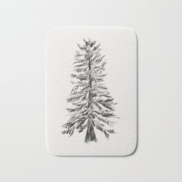 Cedar Tree Bath Mat