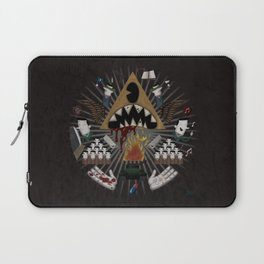The decline Laptop Sleeve